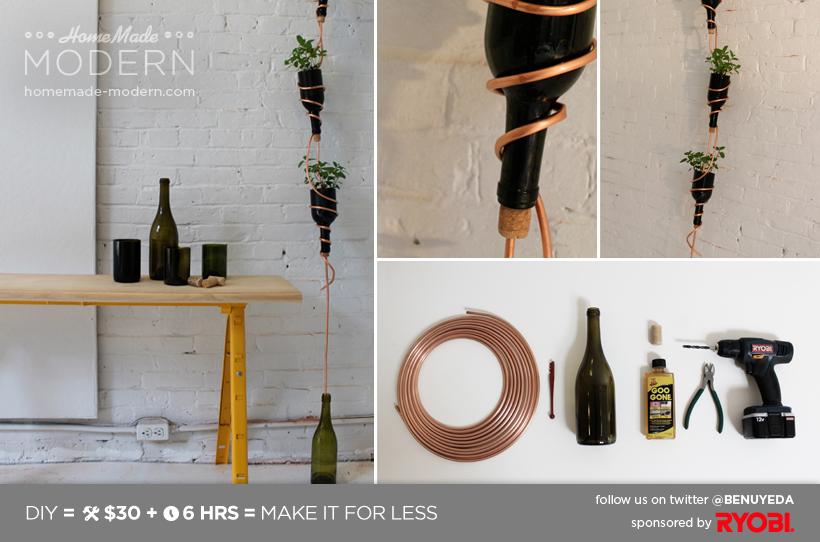 HomeMade Modern DIY EP1 Herb Garden Postcard