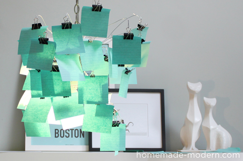 HomeMade Modern DIY EP4 Photo Lamp Shade Options