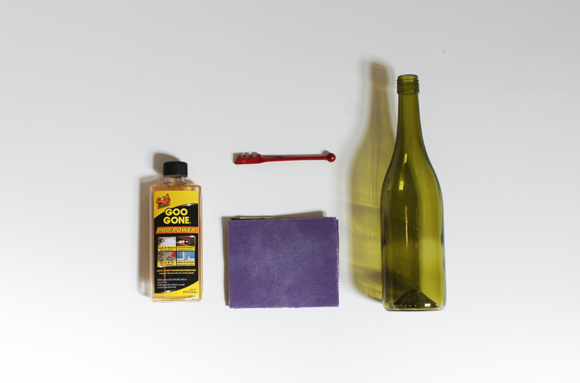 HomeMade Modern DIY EP1.1 Wine Bottle Glasses Supplies