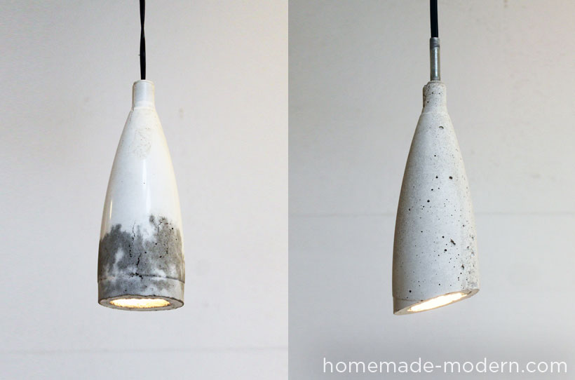 Super Homemade Modern Ep9 Concrete Pendant Lamp Wiring Digital Resources Funiwoestevosnl