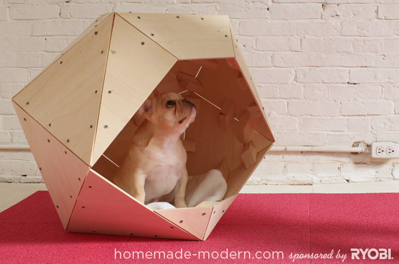 HomeMade Modern EP13 Geometric Doghouse on dog kennel designs for two dogs, dog houses for multiple dogs, dog houses for big dogs, mutiple dog house dogs, large dog houses for two dogs, dog house kits for two dogs, building a dog house for two dogs, insulated dog houses for two dogs, double dog houses for large dogs, dog house for dogs 3,