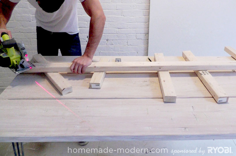 HomeMade Modern DIY EP13 Geometric Doghouse Step 4