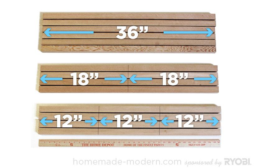 HomeMade Modern DIY EP15 Concrete + Wood Coffee Table Step 1