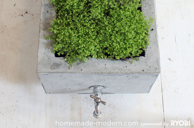 HomeMade Modern DIY EP16 Concrete Planter Options