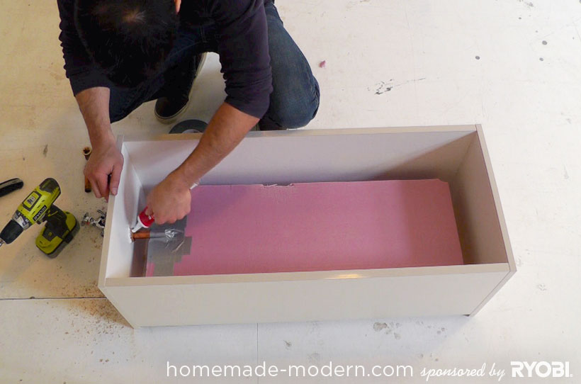 HomeMade Modern DIY EP16 Concrete Planter Step 4