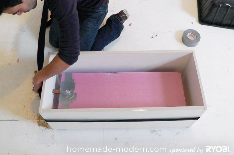 HomeMade Modern DIY EP16 Concrete Planter Step 5