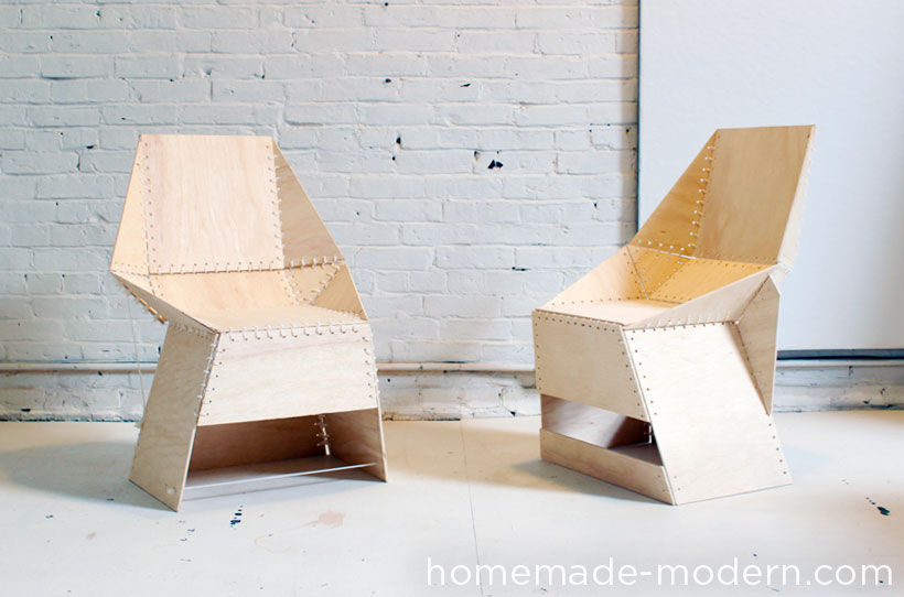 Ep21 The Zipstich Chair Homemade Modern