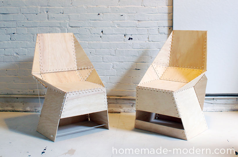 HomeMade Modern DIY EP21 The ZipStich Chair Options