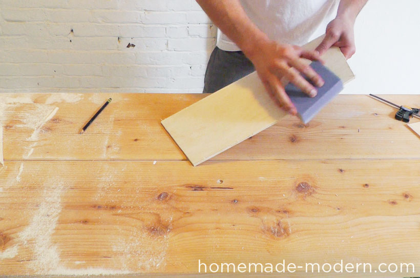 HomeMade Modern DIY EP21 The ZipStich Chair Step 3