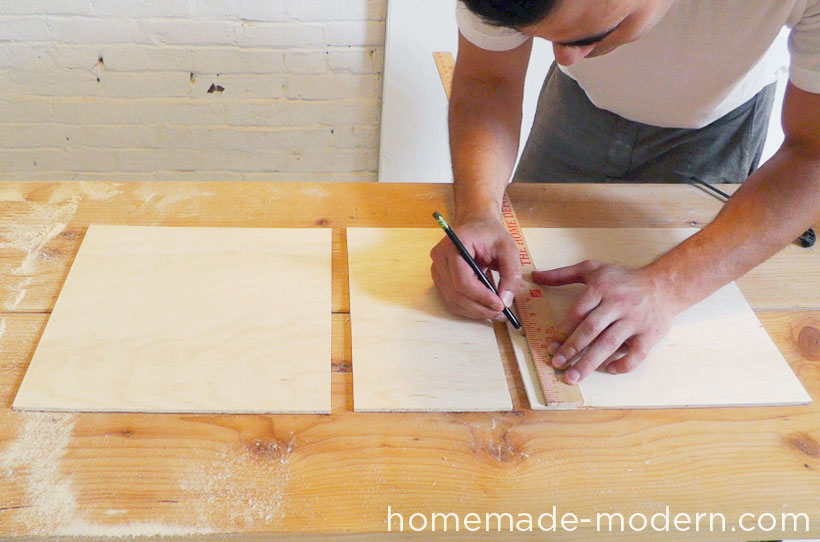 HomeMade Modern DIY EP21 The ZipStich Chair Step 4
