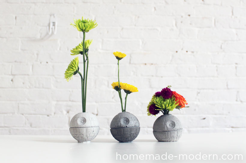 Homemade Modern Ep22 The Death Star Vase
