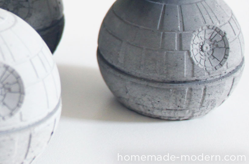 HomeMade Modern DIY EP22 The Death Star Vase Options