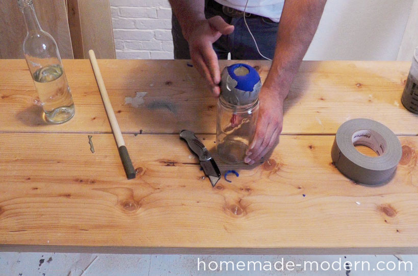 HomeMade Modern DIY EP22 The Death Star Vase Step 5