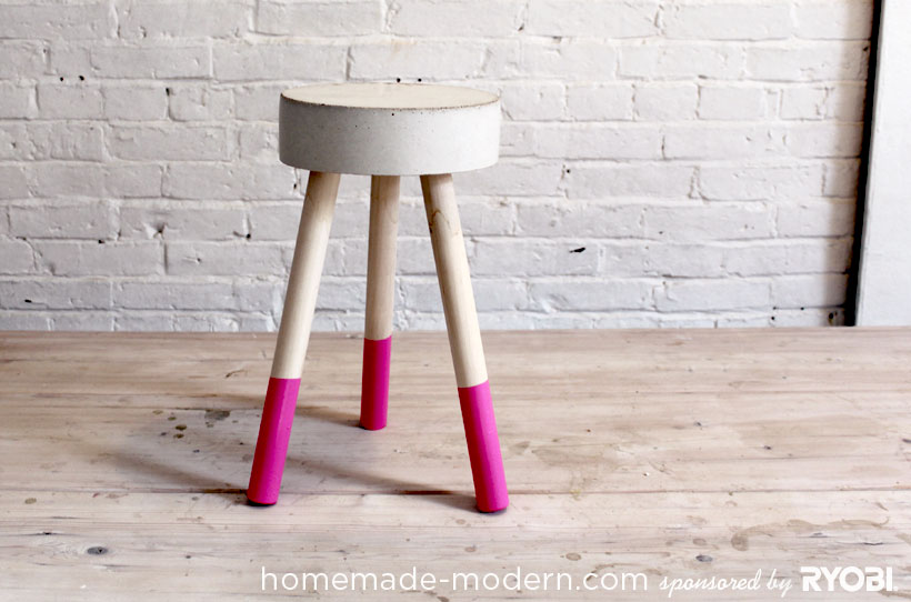 Homemade Modern Ep8 2 Revisiting The 5 Bucket Stool