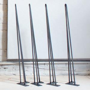 HomeMade Modern Iron Table Legs (Set of 4)