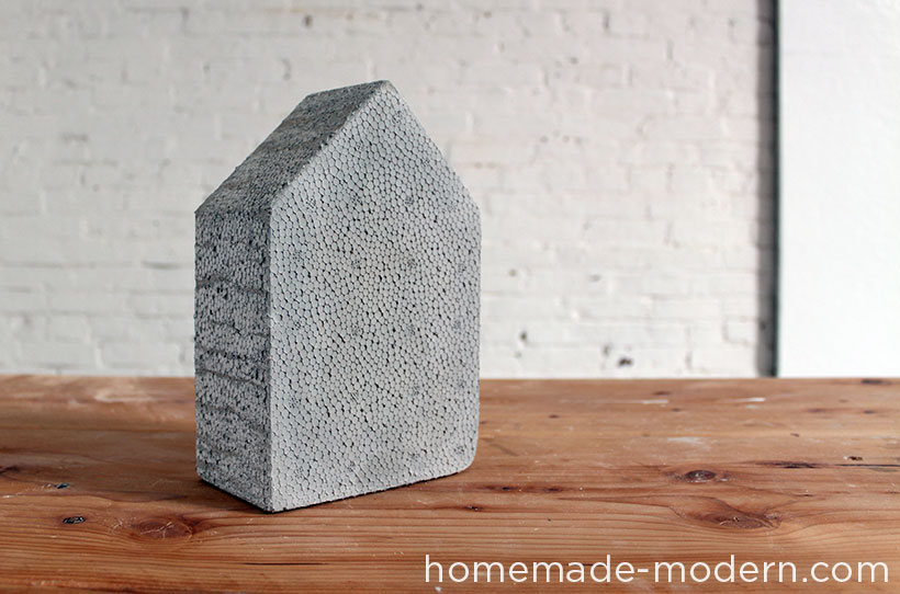 Homemade Modern Ep25 Concrete Bookends
