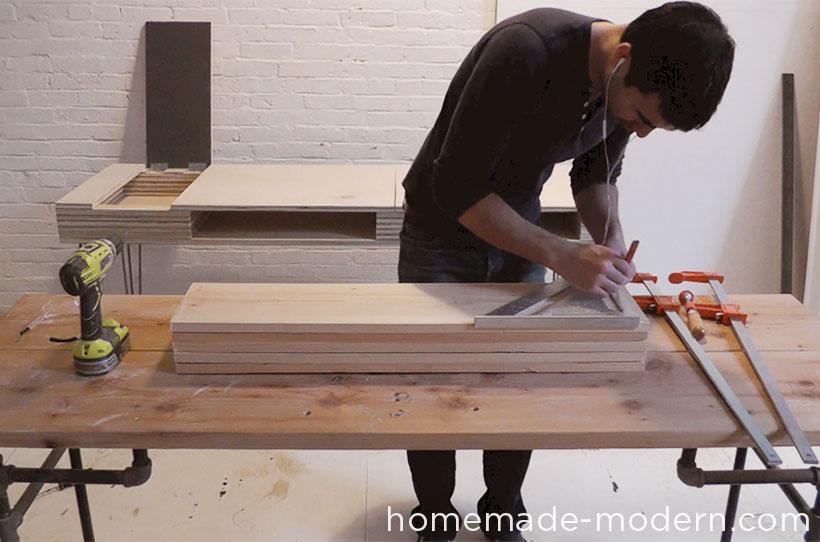 HomeMade Modern DIY ep29 Hanging Garden Step 1