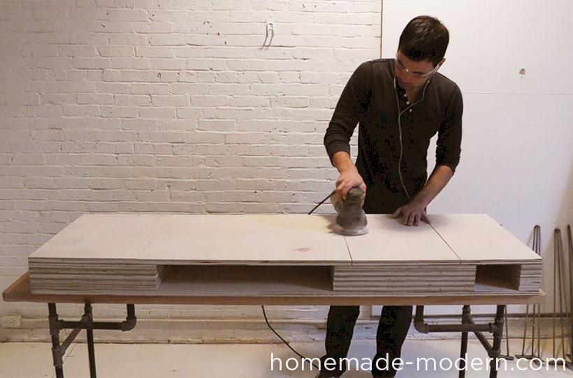 HomeMade Modern EP30 The Flip Desk