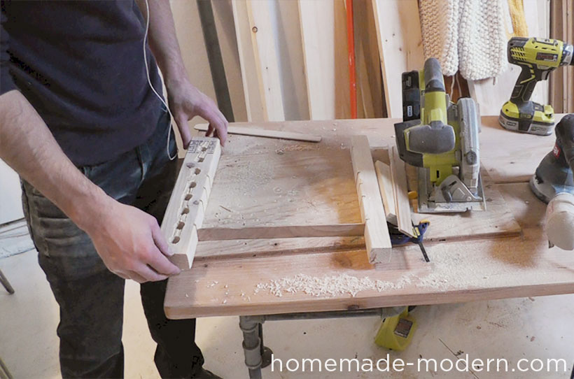 HomeMade Modern DIY EP30 The Flip Desk Step 13