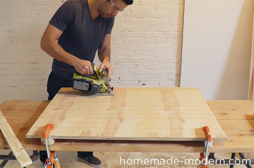 HomeMade Modern DIY EP30 The Flip Desk Step 2