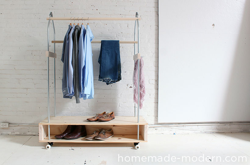 HomeMade Modern EP31 Garment Rack