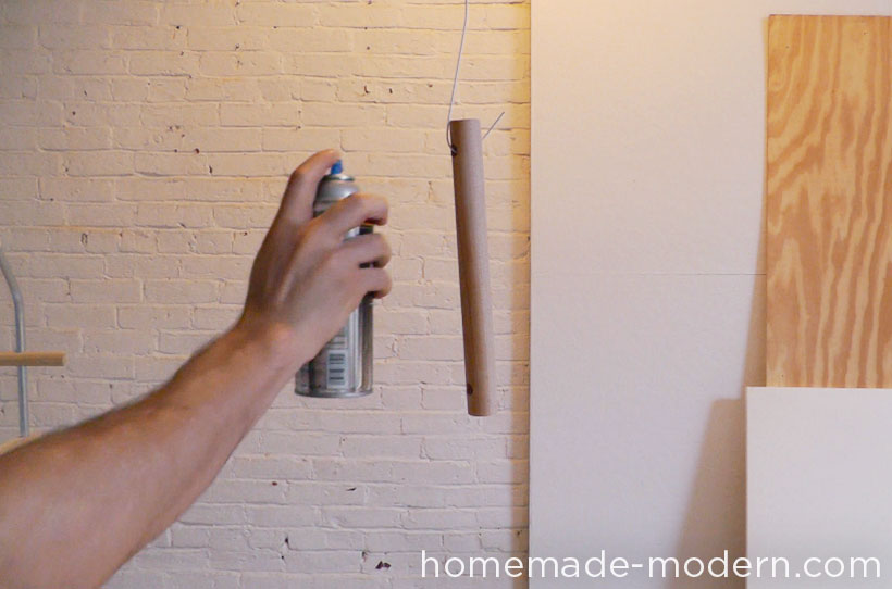 HomeMade Modern DIY EP35 The Skate Swing Step 3