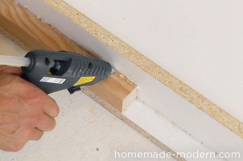 HomeMade Modern DIY EP38 Wood + Concrete Kitchen Island Step 3