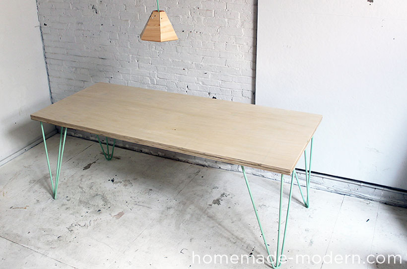 Awesome HomeMade Modern DIY The Easy DIY Table Options