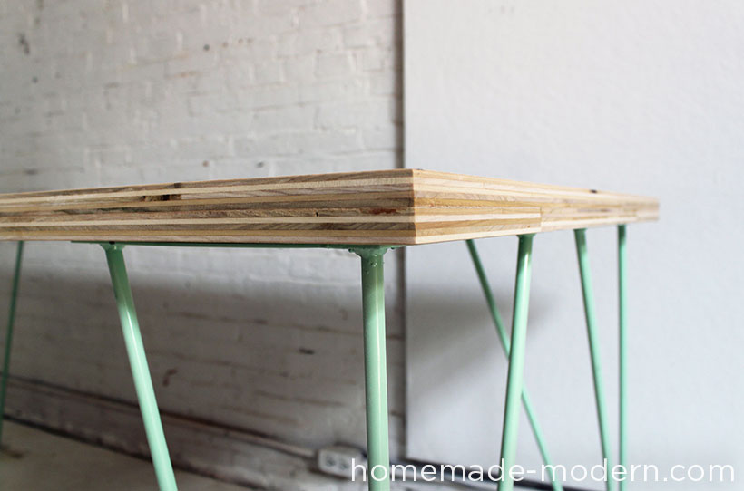 Charmant HomeMade Modern DIY The Easy DIY Table Options