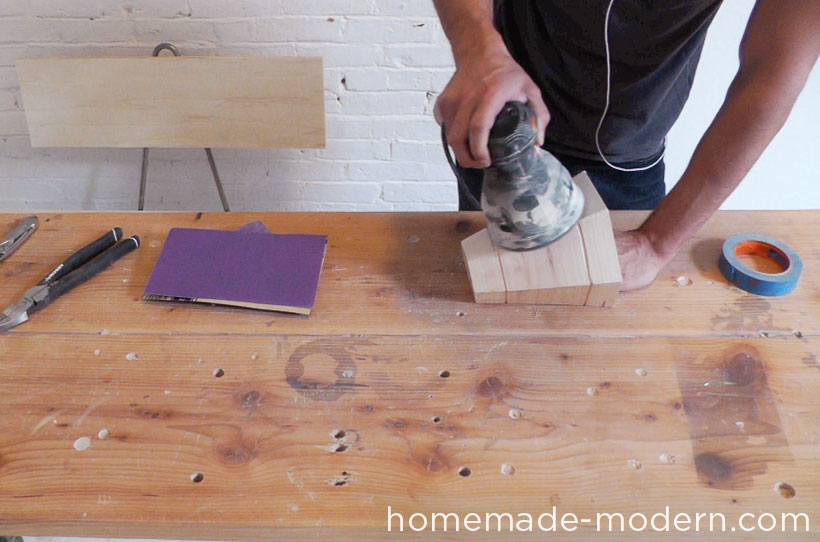 HomeMade Modern DIY EP42 Wood Pendant Lamp Step 5