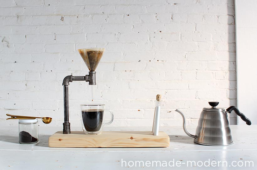 Homemade Modern Ep54 Pipe Coffee Maker