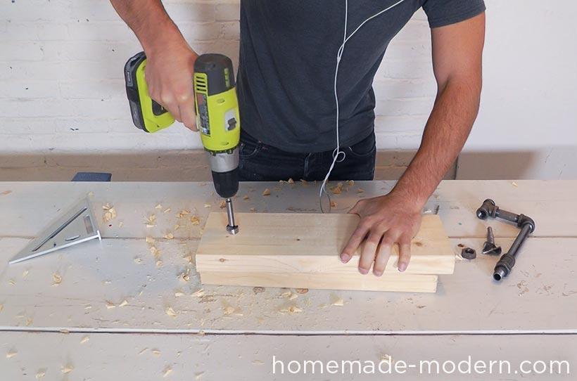 HomeMade Modern DIY EP54 Pipe Coffee Maker Step 4