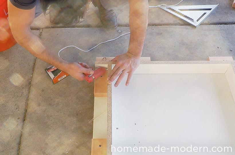 HomeMade Modern DIY EP55 Concrete Bar Step 4