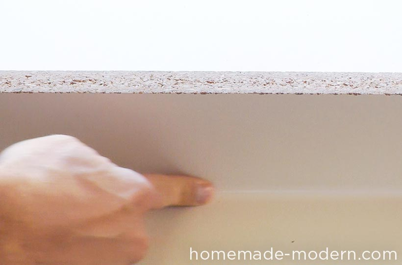 HomeMade Modern DIY EP55 Concrete Bar Step 5