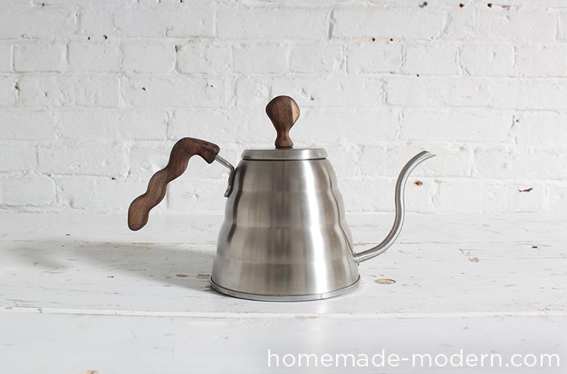 HomeMade Modern DIY Coffee Pot Upgrade Options