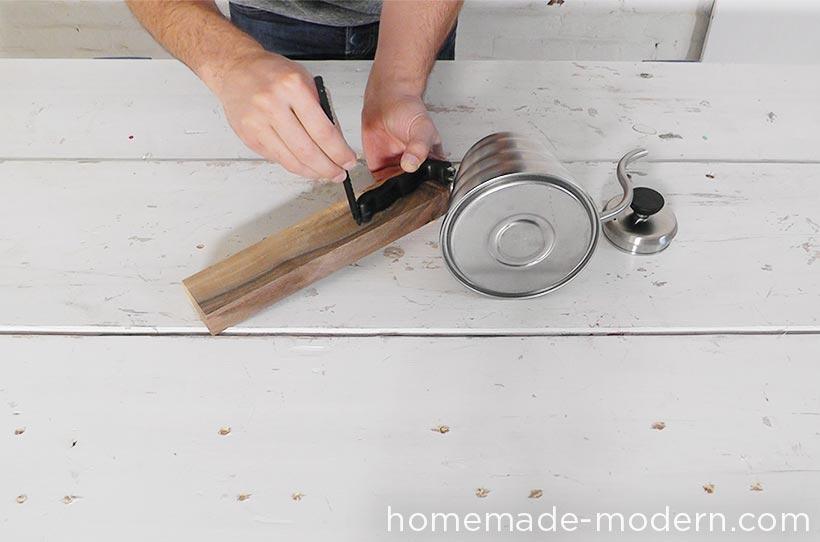 HomeMade Modern DIY EP58 Coffee Pot Upgrade Step 1