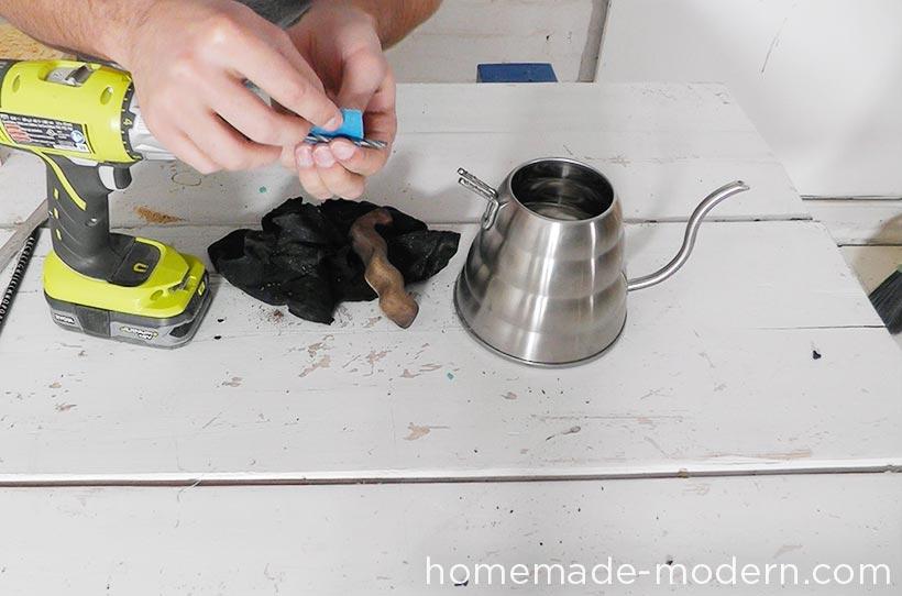 HomeMade Modern DIY EP58 Coffee Pot Upgrade Step 11