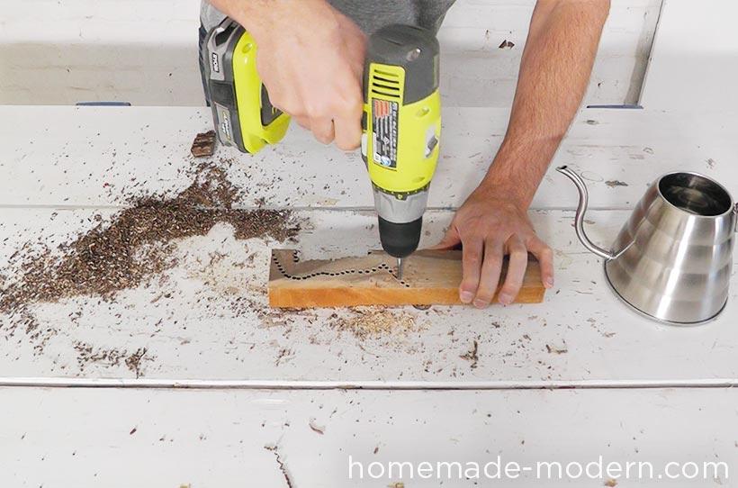 HomeMade Modern DIY EP58 Coffee Pot Upgrade Step 2