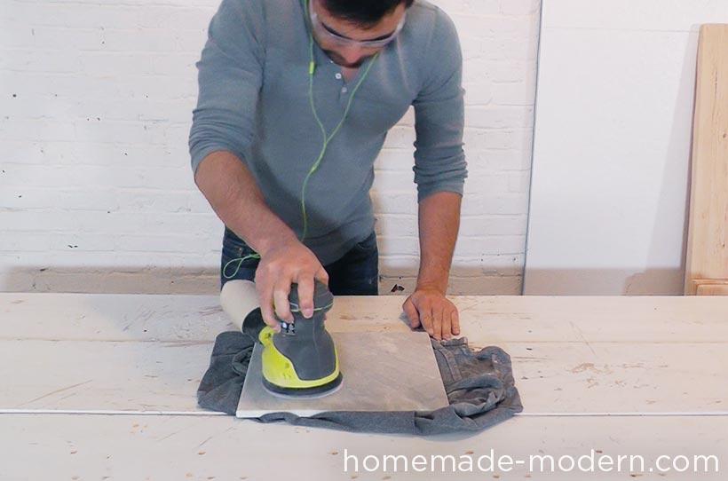 HomeMade Modern DIY EP59 Marble Planters Step 1