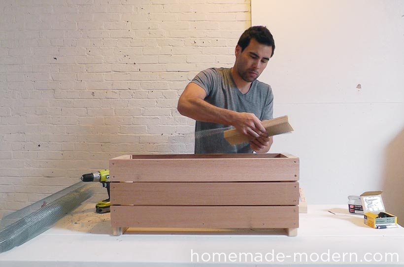 HomeMade Modern DIY EP60 Stackable Planters Step 7