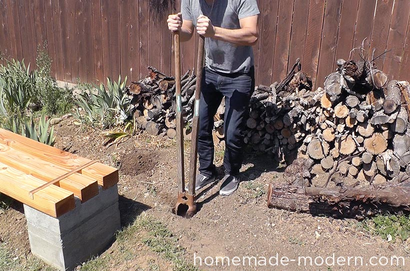 HomeMade Modern DIY EP63 Copper Tiki Torches Step 5