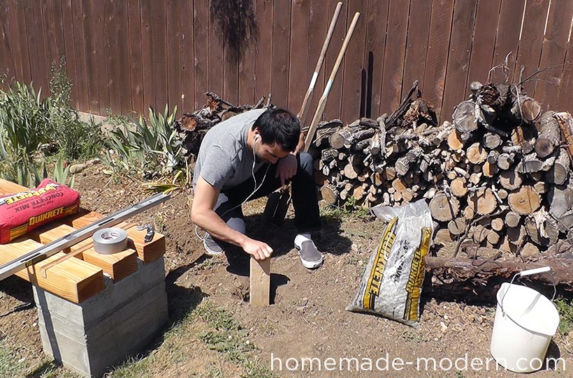 HomeMade Modern DIY EP63 Copper Tiki Torches Step 6