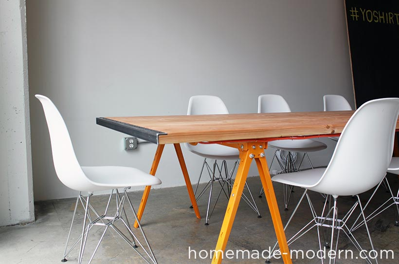 HomeMade Modern EP Conference Table - Homemade conference table