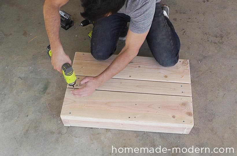 HomeMade Modern DIY EP65 Grill Station Step 2
