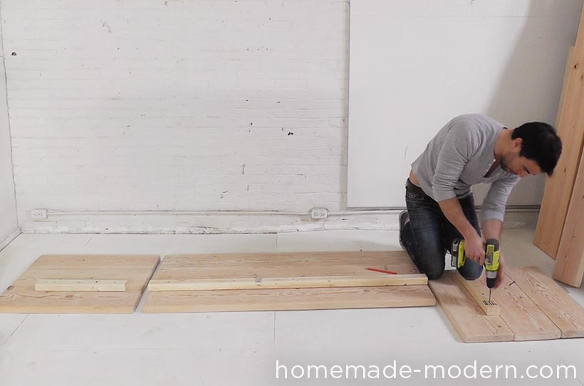 HomeMade Modern DIY EP66 Box Sofa Step 4