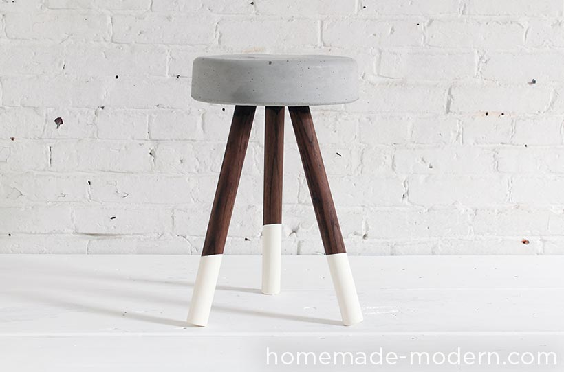 Homemade Modern Ep67 Coco Rocha Bucket Stool