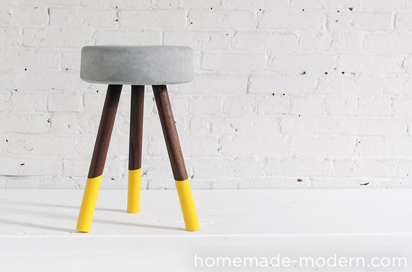 HomeMade Modern DIY Coco Rocha Bucket Stool Options