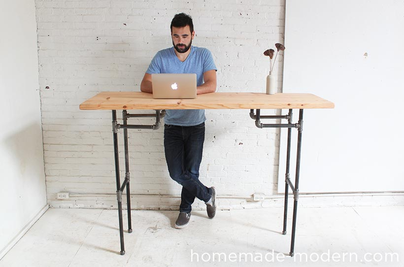 HHomeMade Modern DIY EP74 Standing Desk Options