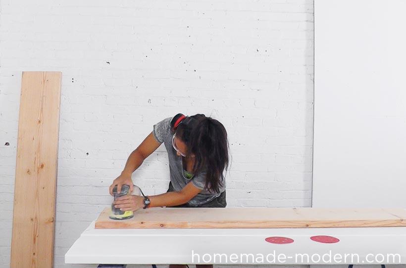 HomeMade Modern DIY EP74 Standing Desk Step 2
