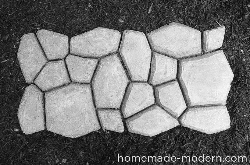 HomeMade Modern EP75 Concrete Walkway